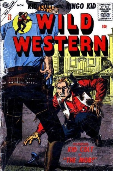 Wild Western 52 Cover Image