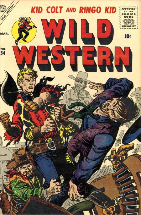 Wild Western 54 Cover Image
