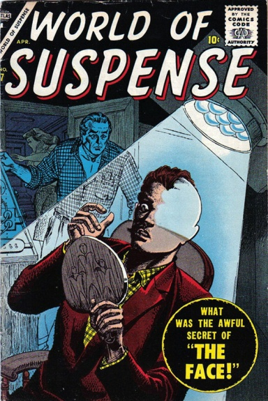 World of Suspense 7 Cover Image
