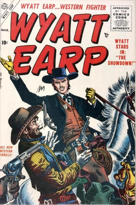 Wyatt Earp 3 Cover Image