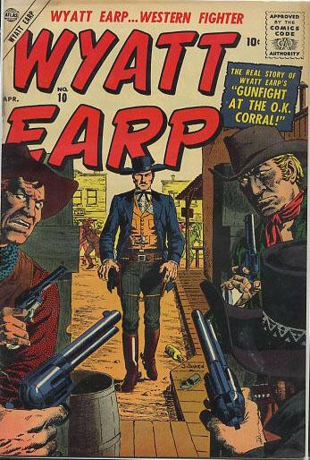 Wyatt Earp 10 Cover Image