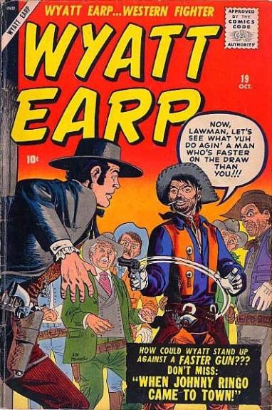 Wyatt Earp 19 Cover Image