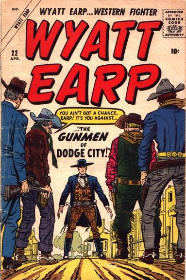 Wyatt Earp 22 Cover Image