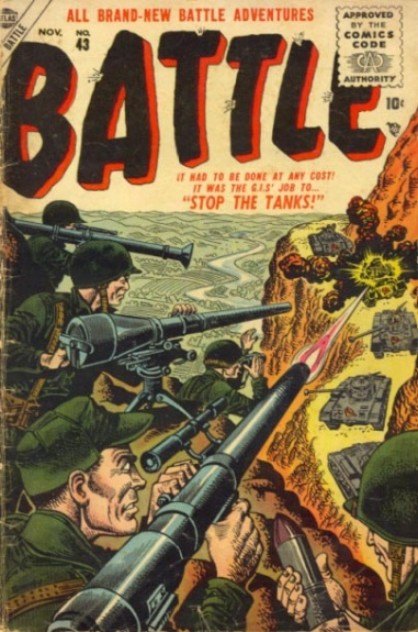 Battle 43 Cover Image