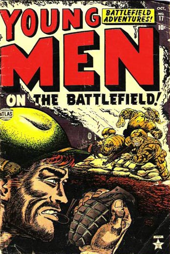 Young Men 17 Cover Image