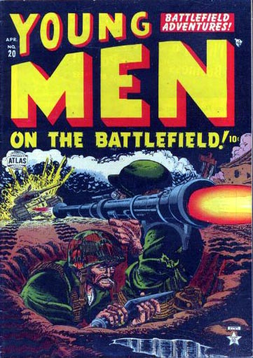 Young Men 20 Cover Image