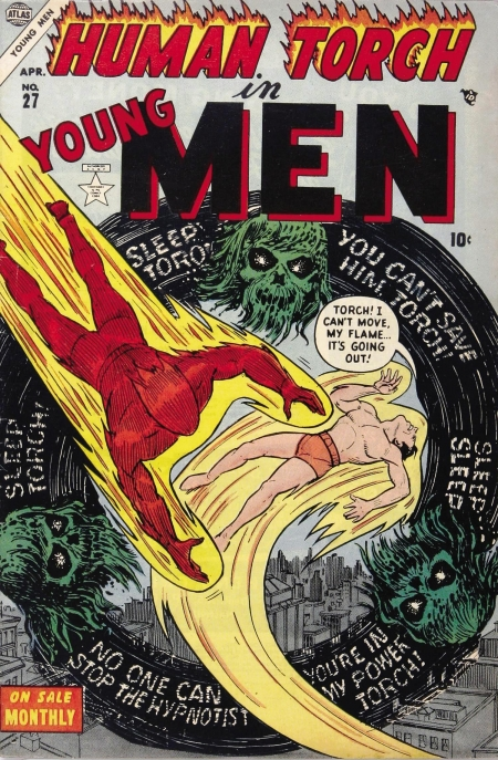Young Men 27 Cover Image
