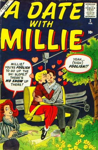 A Date with Millie  3 Cover Image