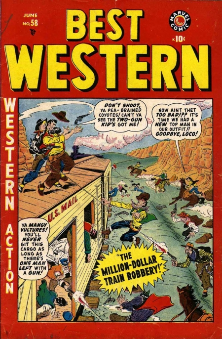 Best Western 58 Cover Image