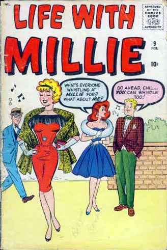 Life with Millie 9 Cover Image