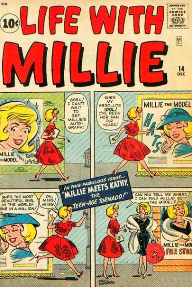 Life with Millie 14 Cover Image