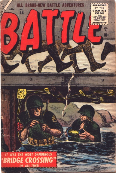 Battle 44 Cover Image