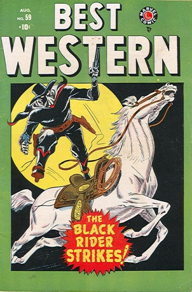 Best Western 59 Cover Image