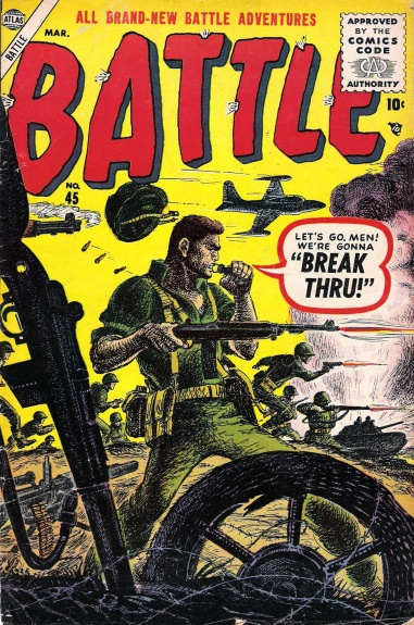 Battle 45 Cover Image