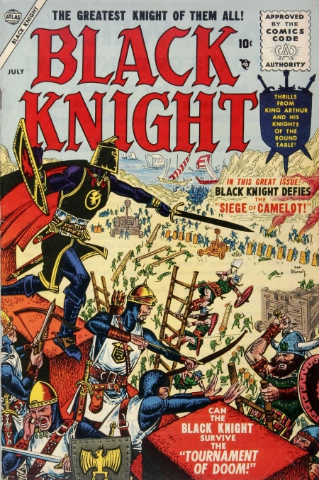 The Black Knight 2 Cover Image