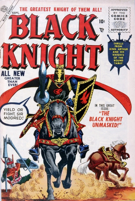 The Black Knight 3 Cover Image