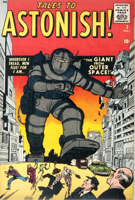 Tales to Astonish 3 Cover Image