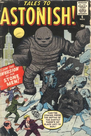 Tales to Astonish 6 Cover Image