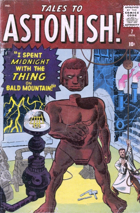 Tales to Astonish 7 Cover Image
