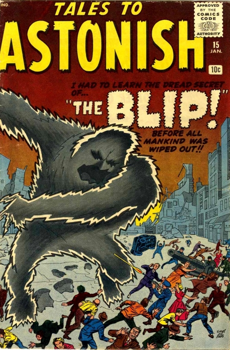 Tales to Astonish 15 Cover Image