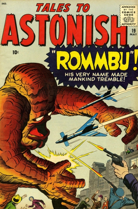 Tales to Astonish 19 Cover Image