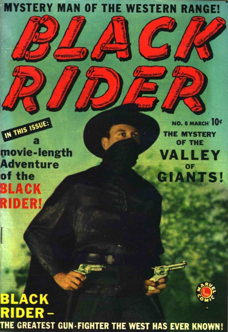 Black Rider 8 Cover Image