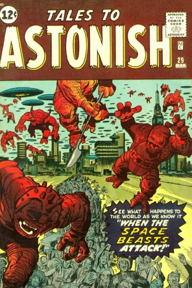 Tales to Astonish 29 Cover Image