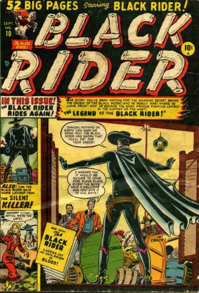 Black Rider 10 Cover Image