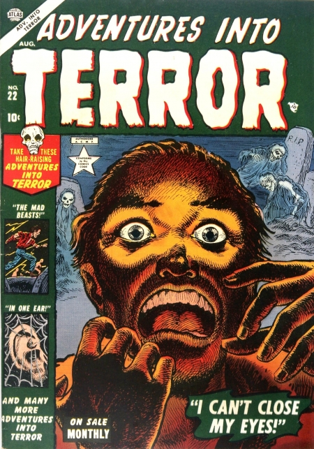 Adventures Into Terror 22 Cover Image