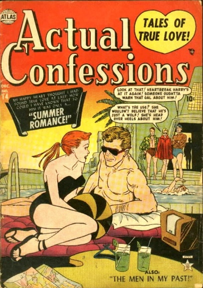 Actual Confessions 14 Cover Image