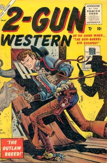 2-Gun Western 4 Cover Image
