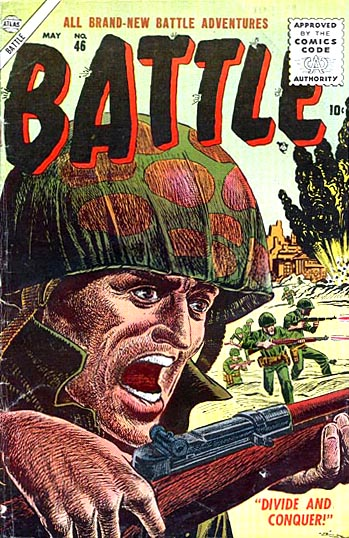 Battle 46 Cover Image