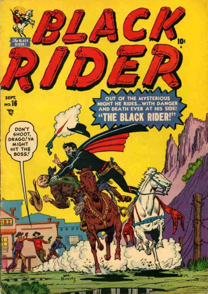 Black Rider 16 Cover Image