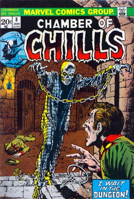 Chamber of Chills 8 Cover Image