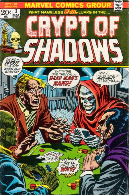 Crypt of Shadows 3 Cover Image