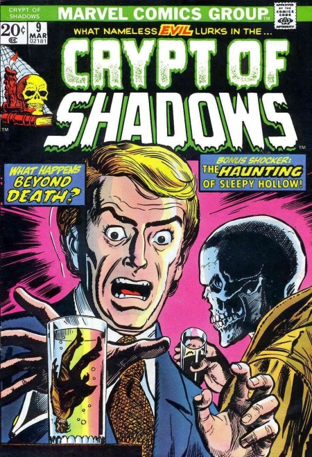 Crypt of Shadows 9 Cover Image