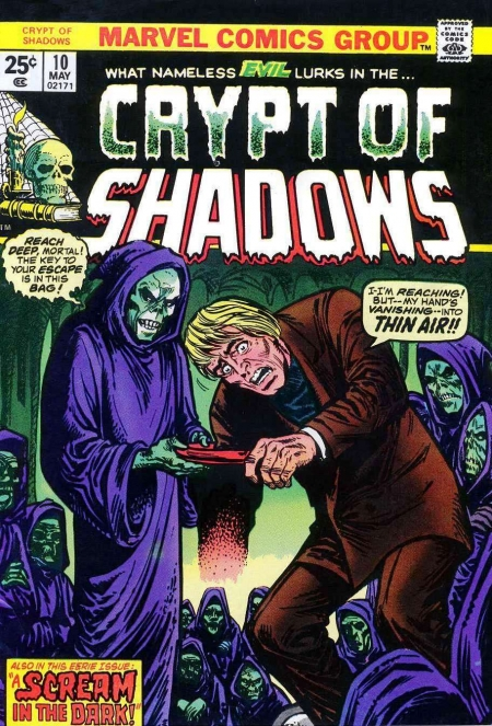 Crypt of Shadows 10 Cover Image