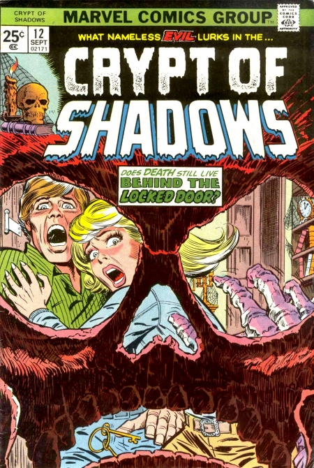 Crypt of Shadows 12 Cover Image