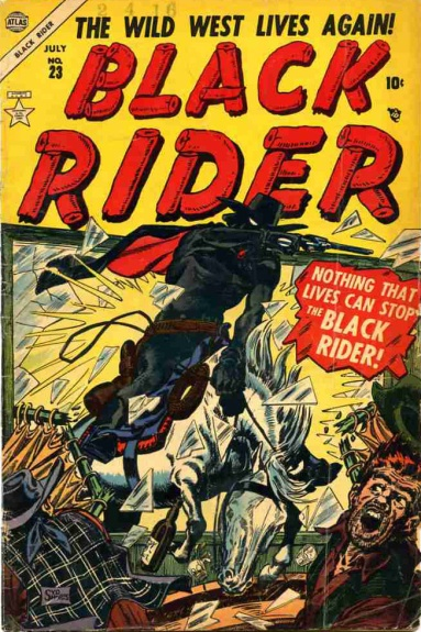 Black Rider 23 Cover Image