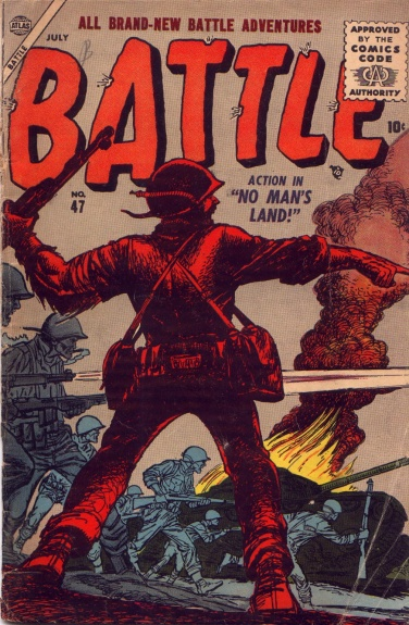 Battle 47 Cover Image