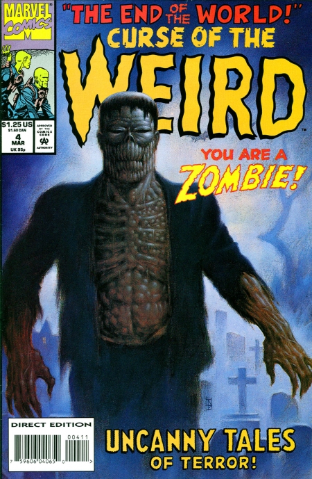 Curse of the Weird 4 Cover Image
