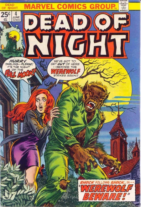 Dead of Night 4 Cover Image