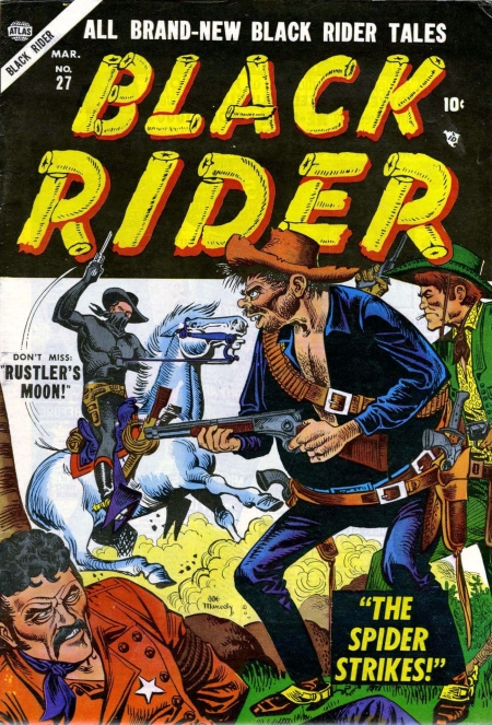Black Rider 27 Cover Image