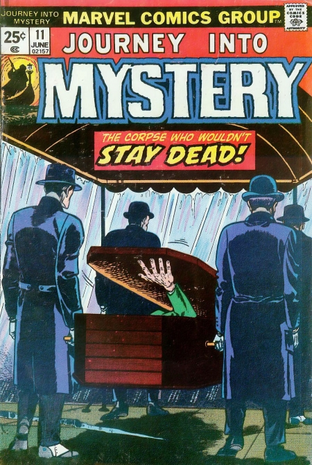 Journey Into Mystery 11 Cover Image