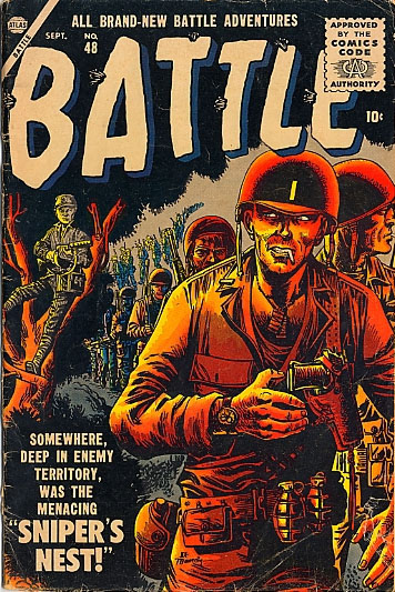 Battle 48 Cover Image