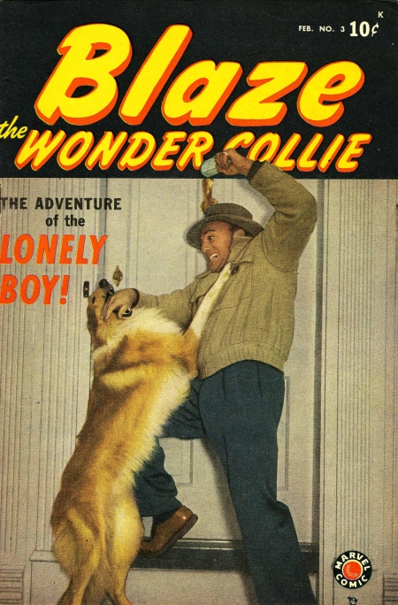 Blaze the Wonder Collie 3 Cover Image