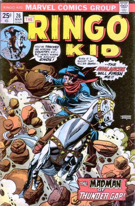 The Ringo Kid 26 Cover Image