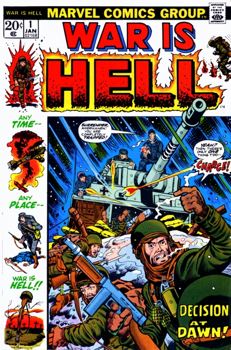 War is Hell 1 Cover Image
