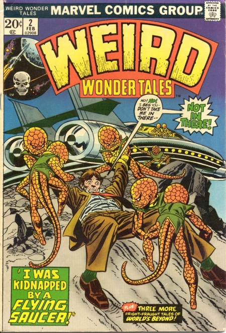 Weird Wonder Tales 2 Cover Image