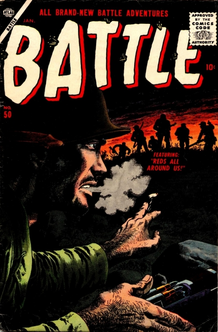 Battle 50 Cover Image